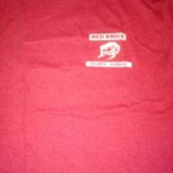 Red Brick T-Shirt (Front)