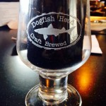 Dogfish Head Brewery (Delaware, MD) High Gravity Tuplip Glass