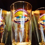 Green Flash Brewing Co. Glass