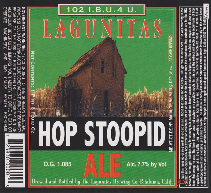 hopstoopidlabel