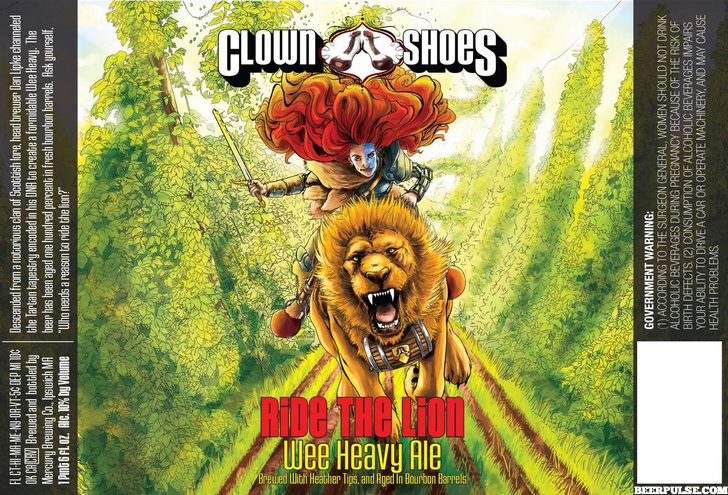 Clown-Shoes-Ride-the-Lion-Wee-Heavy-Ale-Aged-in-Bourbon-Barrels