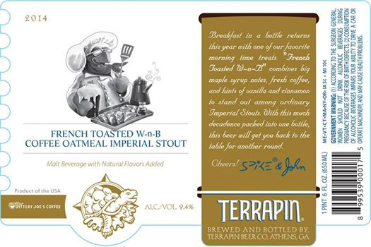 terrapin french toast