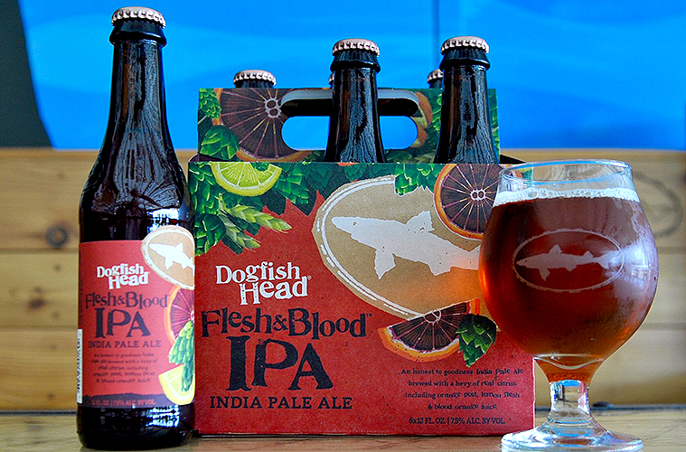 Dogfish flesh & blood