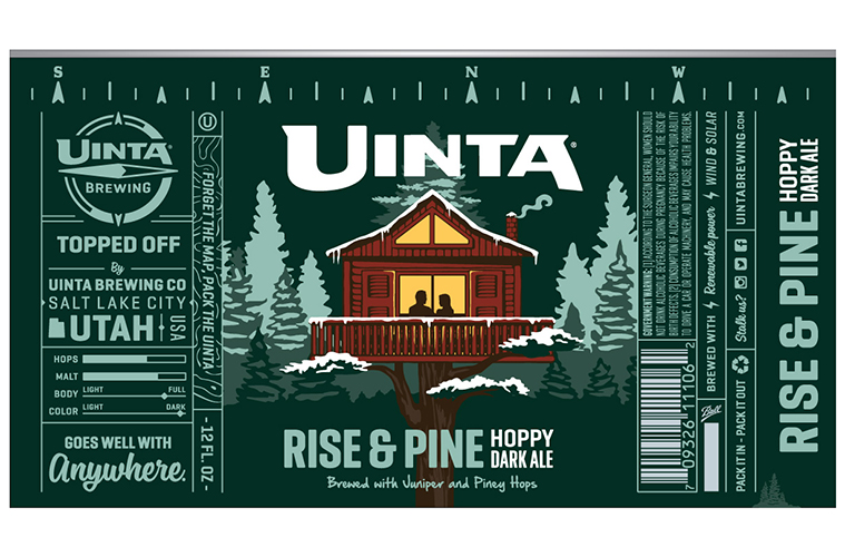 uinta-rise-and-pine-12-ounce-bottle-label-feature