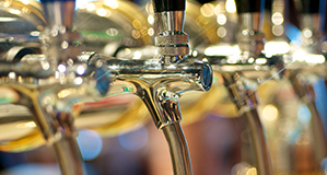 What's on tap.